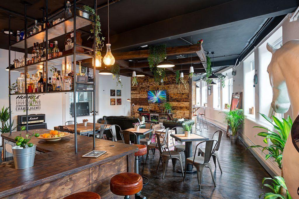 Movember Bar & Lounge Redesigned