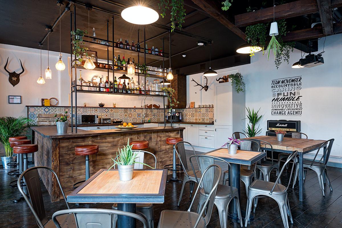 Movember Kitchen, Bar & Canteen
