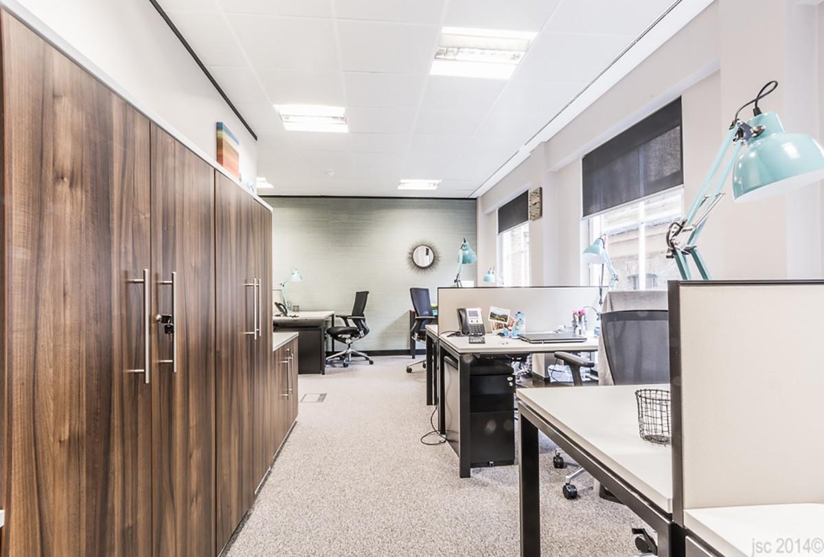 Birchin Court redesigned main office