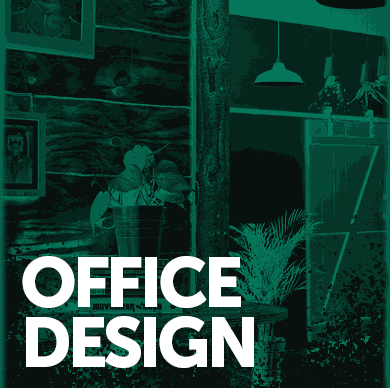 Office design services by CCWS Interiors London
