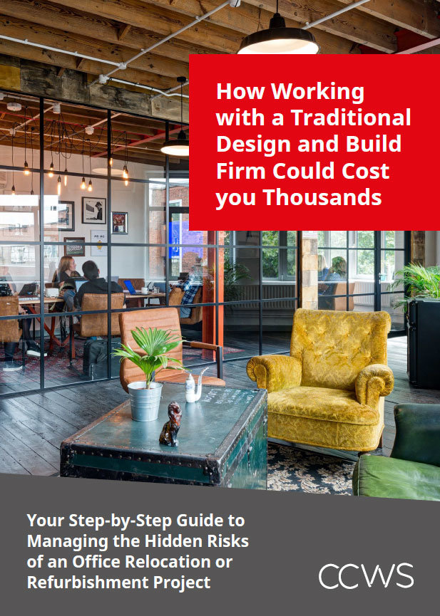 Free download guide - save money on your next office design and refurbishment project