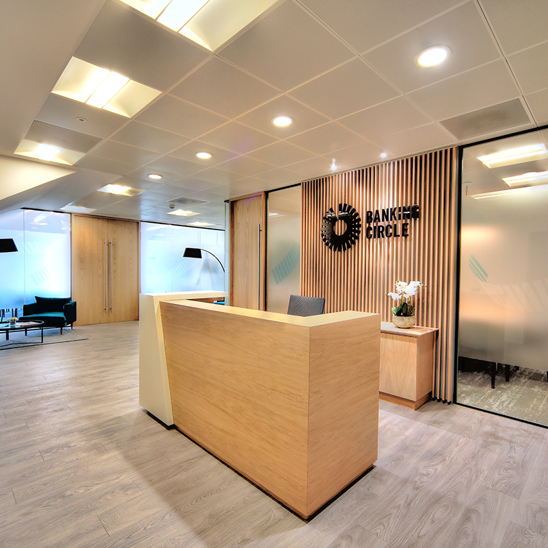 Banking Circle - Office Fit Out