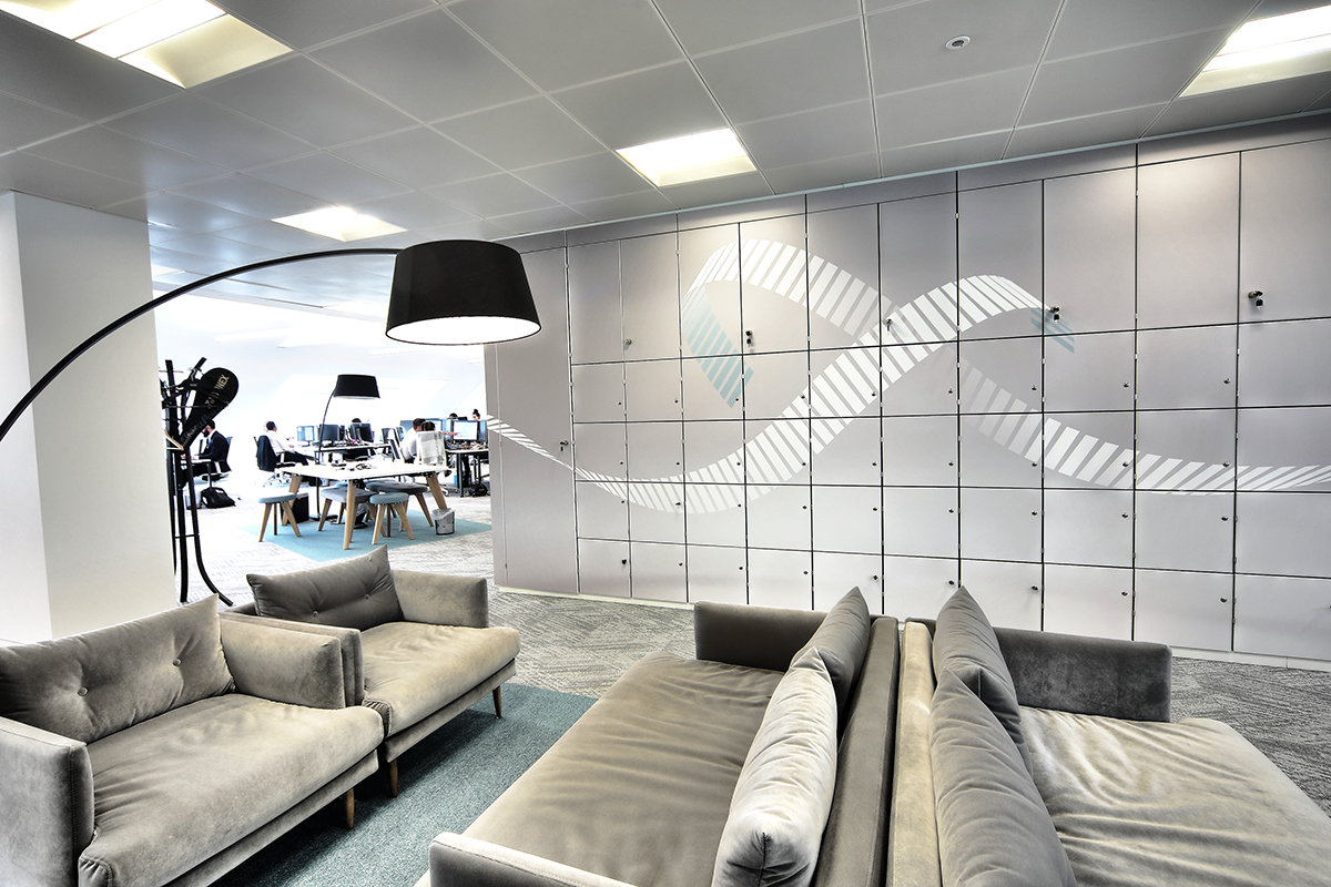 Banking Circle Office Refit London