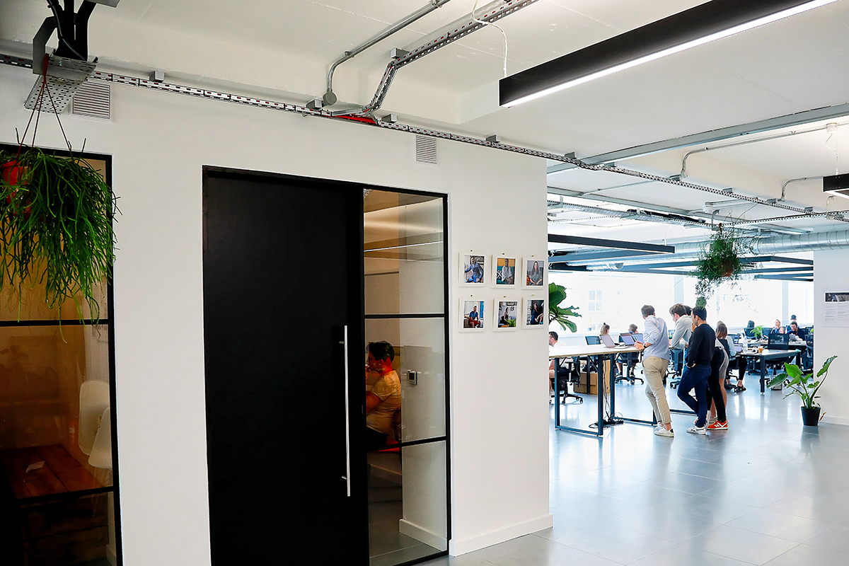 Plum Guide Full Office Fit-Out by CCWS